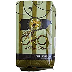 Gold Coffee - Cafe Oro De Puerto Rico
