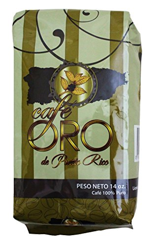 Gold Coffee Cafe Oro Puerto Rico product image