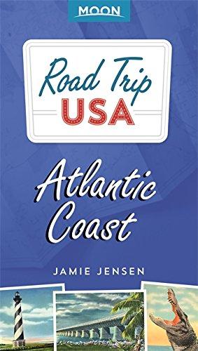 Road Trip USA: Atlantic Coast (Road Map Of East Coast United States)