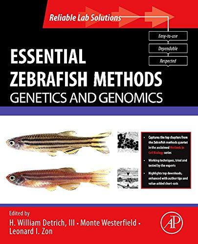 Essential Zebrafish Methods: Genetics and Genomics (Reliable Lab Solutions)