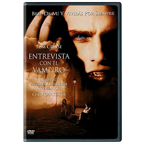 Blu-ray : Interview With the Vampire: The Vampire Chronicles (Special Edition, Widescreen) - Seller: AMAZON [+Peso($26.00 c/100gr)] (MMVP)