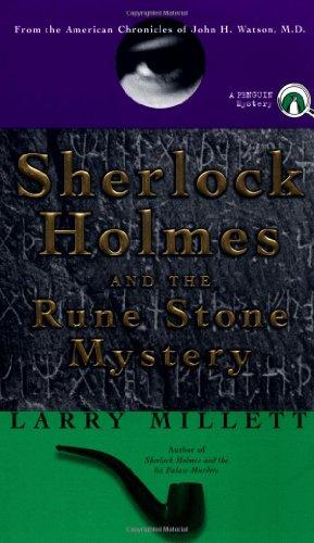Sherlock Holmes and the Rune Stone Mystery (Sherlock Holmes Mysteries (Penguin))