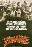 Dawn of the Dead Poster Movie German 11x17 David Emge Ken Foree Gaylen Ross Scott H. Reiniger