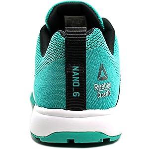 Reebok Crossfit Nano 6.0 Junior's Running Shoes Size US 6, Regular Width, Color Teal/Black