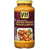 VH Butter Chicken Cooking Sauce (12 Pack), 341ml