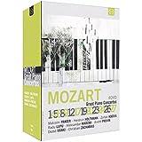 Mozart: Great Piano Concertos [Mitsuko Uchida, Vladimir Ashkenazy, Homero Francesch, Andr? Previn] [Euroarts: 2001038] [DVD] [2013] [NTSC] by Mitsuko Uchida