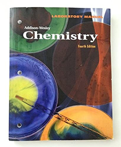 Teachers guide addison wesley chemistry array amazon com addison wesley chemistry laboratory manual rh amazon com fandeluxe Images