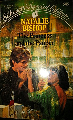 book cover of The Princess and the Pauper