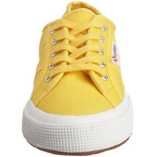 Giallo Sneaker 176 Superga 2750 Tournesol Unisex Jcot Classic 18 Bianco Bambini F18Aq1ptw