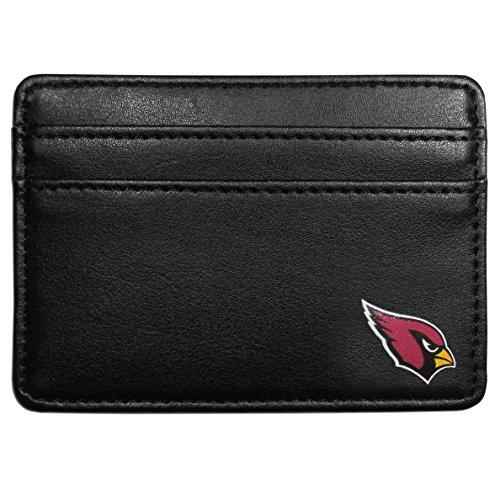 Siskiyou NFL Arizona Cardinals Weekend Wallet, Black