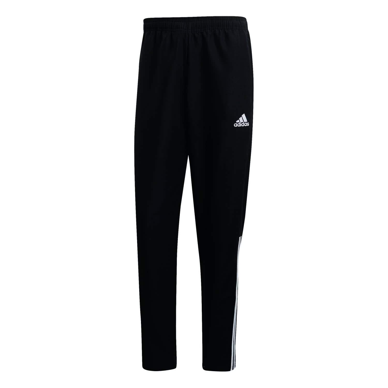 TALLA XXXL. adidas DW9204 Pants, Hombre, Black/White, 3XL