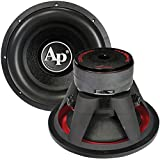 Audiopipe 15 Woofer 2800 Watts Dual 4 ohm VC