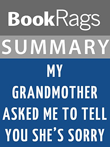 Amazoncom Summary  Study Guide My Grandmother Asked Me to Tell