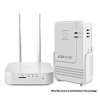 Elitech RCW-2000 (12) Sistema inalámbrico de monitoreo de ...