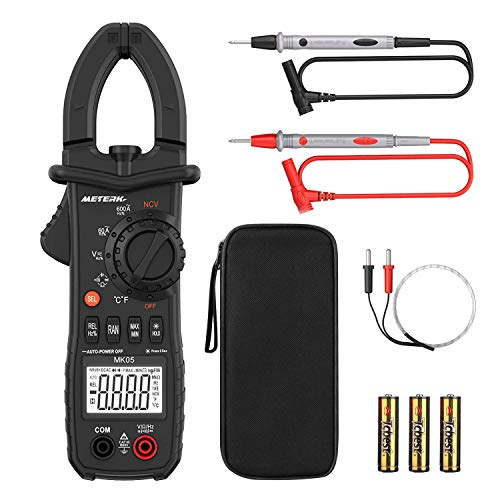 Digital Clamp Meter Meterk