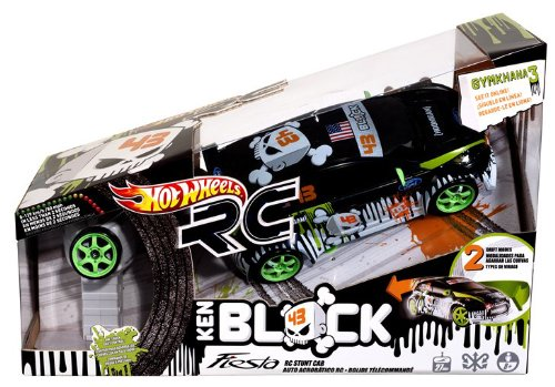 hot wheels rc ken block gymkhana rc rally car import it all. Black Bedroom Furniture Sets. Home Design Ideas