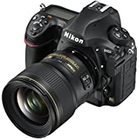 Nikon D850 FX-format Digital SLR Camera Body w/ Nikon AF-S NIKKOR 28mm f/1.4E ED f/1.4-16 Fixed Zoom Camera Lens