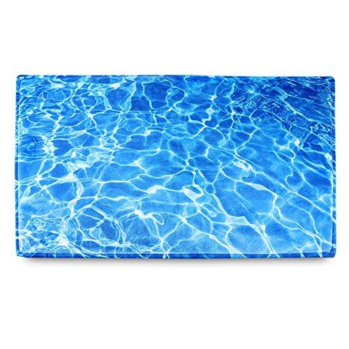 Ripple Bath 1 Light (CXP Water Ripple Non-slip Mat Cushion 3D Stone Waterproof Shower Massage Steps Eco-friendly Heat-proof Bedroom Bathroom Use)