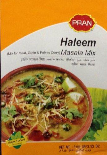 Pran Spice Mix (From Bangladesh) 50 Gram (Haleem Masala)