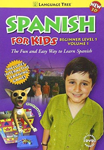 Spanish For Kids   Learn Spanish Beginner Level 1