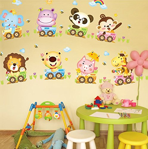Butterfly Animal Wall Clock - 1