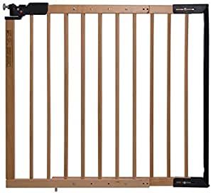 H3Baby Safety Gate Mustang Natur