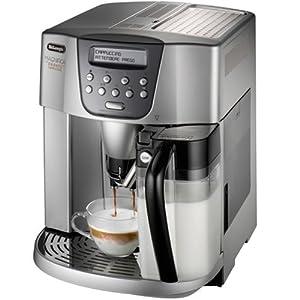 DeLonghi ESAM 4500 Kaffeevollautomat silber für 533€ (Preisvergleich 831€)