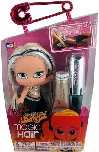 Bratz Babyz Magic Hair Cloe (Bratz Baby Dolls)