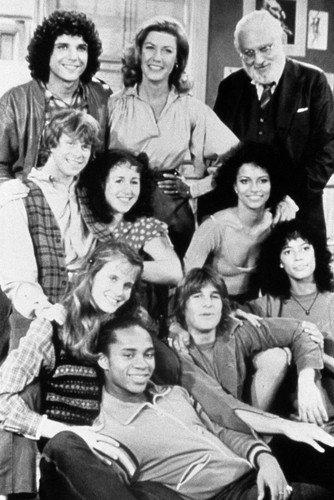 Debbie Allen Lee Curreri Gene Anthony Ray Lori Chanteuse Fame TV cast 24x36 Poster