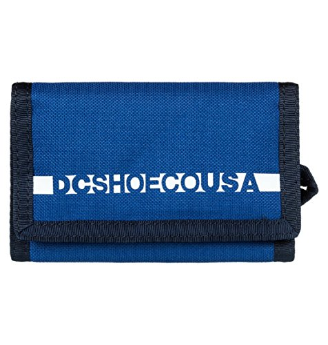 Dc Rouge Shoes Portefeuille Volets sodalite Ripstop Bleu Homme Blue Size 2 One 3 gBfqgrx