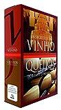 capa de Coleção Queijos & Vinhos
