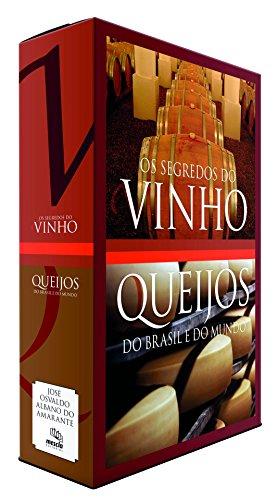 Coleção Queijos & Vinhos