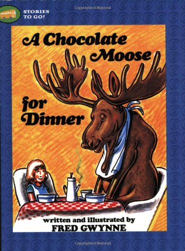 A Chocolate Moose for Dinner (Stories to Go!) pdf