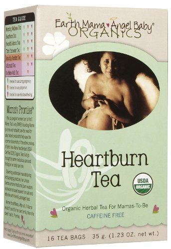Earth Mama Angel Baby Tea Heartburn Org Earth Mama Heartburn Tea