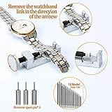 Watch Repair Tools Kits, Kingsdun Upgraded Version