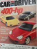 2001 Explorer Sport Trac / Nissan Frontier / BMW 323i Wagon / Dodge Durango Road Test