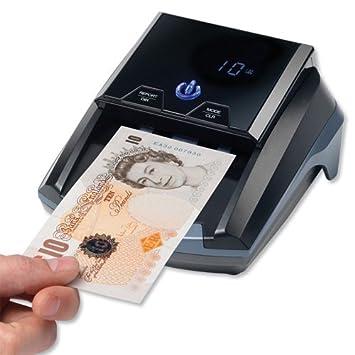 Safescan 135i Negro Detector de Billetes Falsos o Accesorios - detectores de Billetes Falsos o Accesorios (Negro, 137 mm, 155 mm, 82 mm, 520 g): Amazon.es: ...