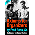 Axioms for Organizers: Trailblazer for Social Justice