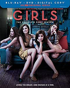 Girls: Season 1 (Blu-ray/DVD Combo + Digital Copy)