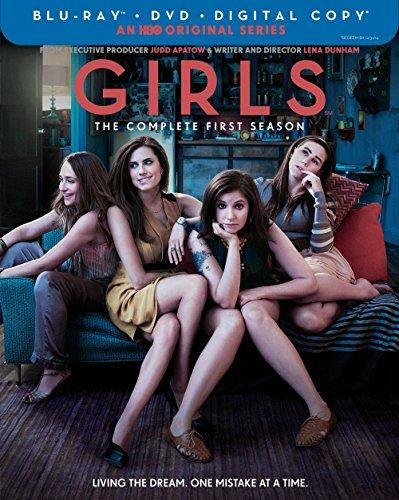 Girls: Season 1 (Blu-ray/DVD Combo + Digital Copy)