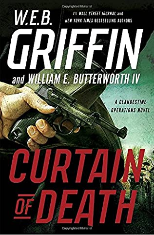 Curtain of Death by W. E. B. Grffin and William E. Butterworth