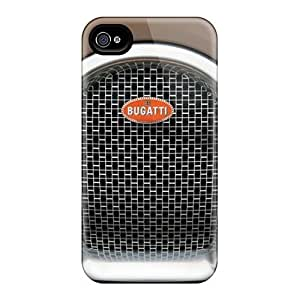 New LauraKrasowski Super Strong Veyron Fbg Grille Cases Covers For Iphone 6