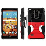 LG G Stylo LS770 H631 Phone Cover, Baby Belly Mouse- Blitz Hybrid Armor Phone Case for [LG G Stylo LS770 H631] with [Kickstand and Holster] by Mobiflare