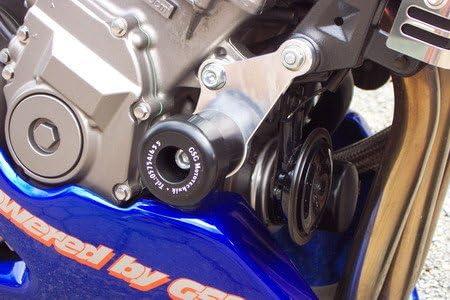 Satz Gsg Moto Sturzpads Passend Für Die Honda Cb 900 Hornet Sc48 02 06 Auto
