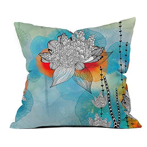 DENY Designs Iveta Abolina Coral Outdoor Throw Pillow