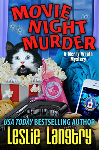 Movie Night Murder (Merry Wrath Mysteries Book 4)