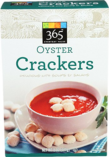 365 Everyday Value Oyster Crackers 8 Ounce