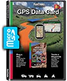 GPS Data Card for Guide to Moab, UT Backroads & 4-Wheel-Drive Trails 3rd Edition