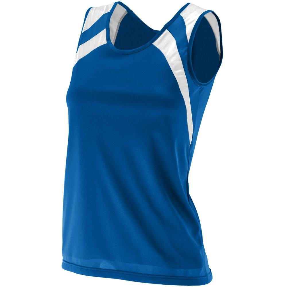 Augusta Sportswear Women's Wicking Tank with Shoulder Insert 313