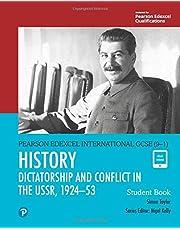 Edexcel International GCSE. History. Dictatorship and conflict in the USSR, 1924-53. Student's book. Per le Scuole superiori. Con e-book. Con espansione online